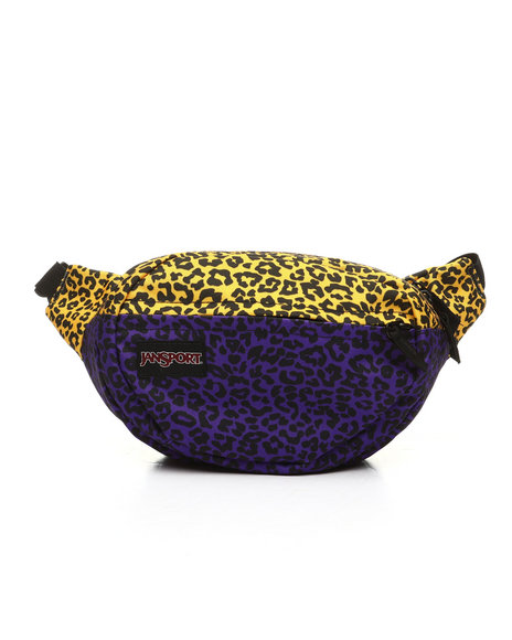 JanSport - Fifth Avenue Leopard Life Fanny Pack (Unisex)