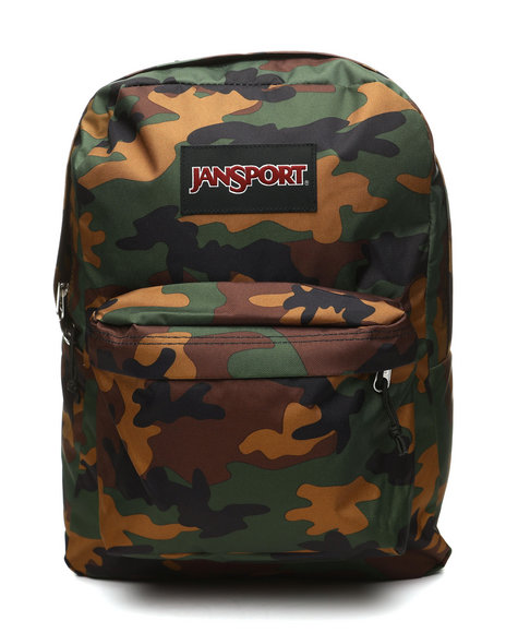 JanSport - Ashbury Surplus Camo Backpack (Unisex)
