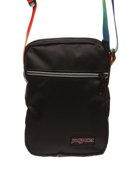 JanSport - Weekender FX Rainbow Shoulder Bag (Unisex)