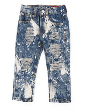 Boys - Rip & Repair Jeans (2T-4T)-2390785