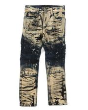 Boys - Moto Jeans (4-7)-2390744