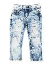 Boys - Rip & Repair Jeans (2T-4T)-2390794