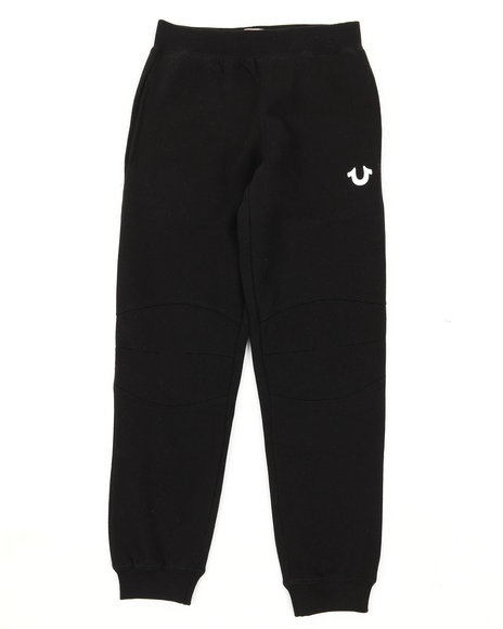 True Religion - French Terry Sweatpants W/ Welt Pockets (8-20)
