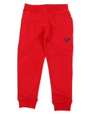 Bottoms - French Terry Sweatpants W/Welt Pockets (4-7)-2390363