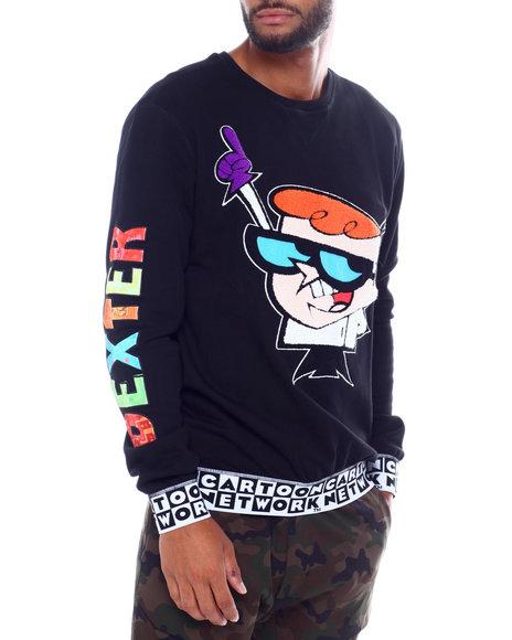 Freeze Max - Dexter Chenille  Crewneck Sweatshirt