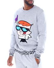 Freeze Max - Dexter Chenille  Crewneck Sweatshirt-2391027