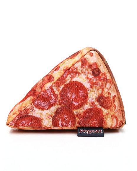 JanSport - Deep Dish Pizza Pie Pouch (Unisex)