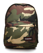 EASTPAK - Out Of Office Camo Print Backpack (Unisex)-2389431