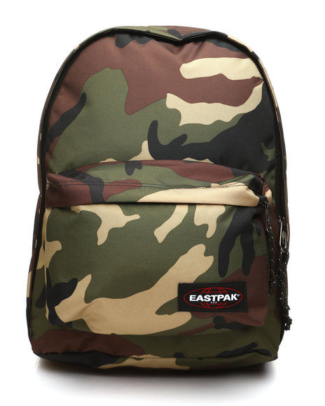 EASTPAK - Out Of Office Camo Print Backpack (Unisex)