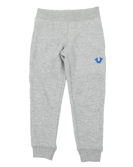 True Religion - French Terry Sweatpants W/Welt Pockets (4-7)