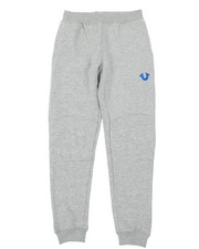 Bottoms - French Terry Sweatpants W/Welt Pockets (8-20)-2390373