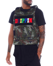 Hudson NYC - Drippin Play Vest-2390662