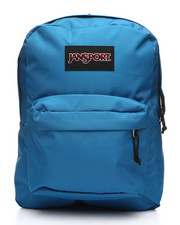 JanSport - Black Label Superbreak Blue Jay Backpack (Unisex) -2387527