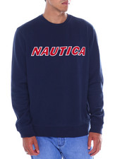 Nautica - CHEST LOGO SWEATSHIRT-2391290