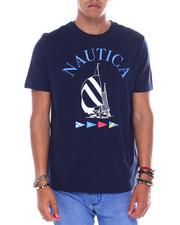 Nautica - SPINNAKER W FLAG TEE-2391317