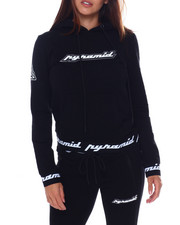 Hoodies - Core 3D Patch Pullover Hoody-2389248