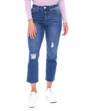 Bottoms - Dream Vintage Distressed 25in Jean-2387224