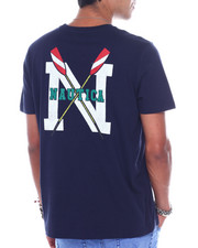 Nautica - CROSSED OARS TEE-2391307