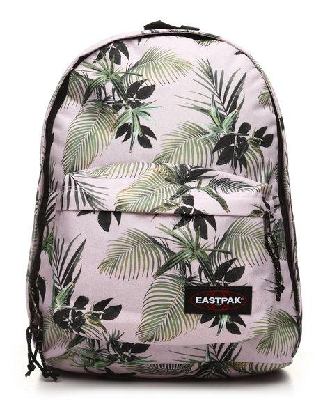EASTPAK - Brize Mel Pink Out Of Office Backpack (Unisex)
