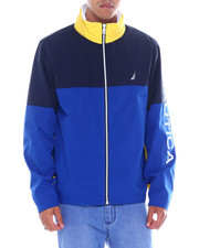 The Camper - COLORBLOCK HERITAGE BOMBER JACKET-2391327
