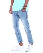 Stylist Picks - Faded Jean w thigh Zipper Detail-2391207