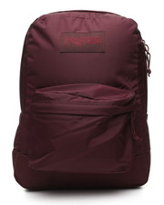 JanSport - Mono Superbreak Backpack (Unisex)-2387427