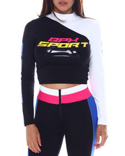 Black Pyramid - BPX Sport Mock Neck Top-2389165