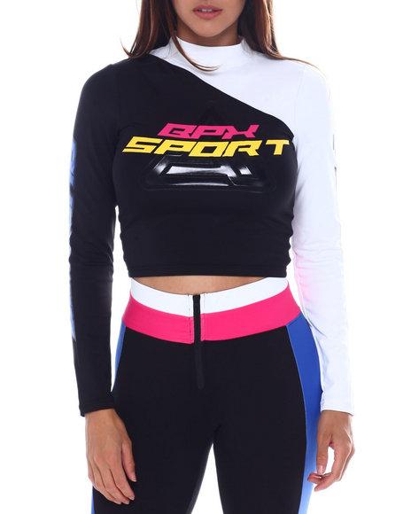 Black Pyramid - BPX Sport Mock Neck Top