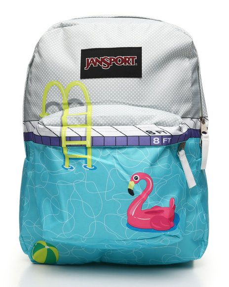 JanSport - High Stakes Pool Zone Backpack (Unisex)