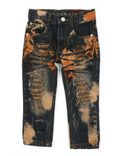 Sizes 2T-4T - Toddler - Rip & Repair Jeans (2T-4T)-2391203