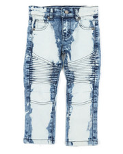Sizes 2T-4T - Toddler - Stretch Moto Jeans (2T-4T)-2391170