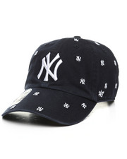 '47 - NY Yankees Confetti Clean Up Strapback Hat-2387134