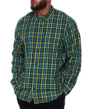 Men - Duration L/S Woven (B&T)-2392138