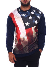 Pullover Sweatshirts - French Terry Sublimation Pullover (B&T)-2391461
