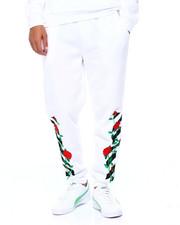 Sweatpants - CROSSWALK PRINT ROSE JOGGER-2391051