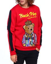 Buyers Picks - Teddy w Crown Crewneck Sweatshirt-2391872