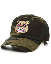 Dad Hats - Crazy Baws Army Camo Dad Hat-2389651