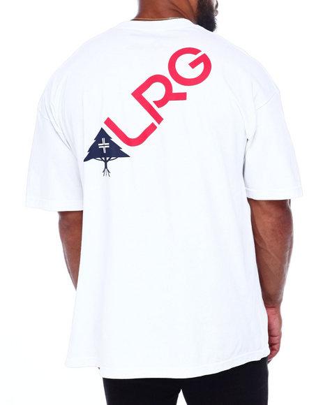 LRG - LRG Slant S/S Tee (B&T)