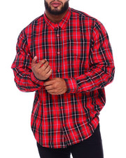 LRG - Duration L/S Woven (B&T)-2391503