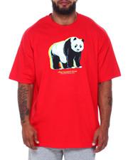 LRG - Wavy Panda S/S Tee (B&T)-2391758