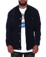 Outerwear - Twill Denim Jacket (B&T)-2391651