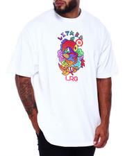 LRG - Lucky Koi S/S Tee (B&T)-2391470