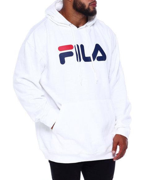 Fila - Pockets Pullover Hoodie (B&T)