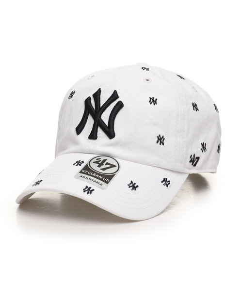 '47 - NY Yankees Confetti Clean Up Strapback Hat