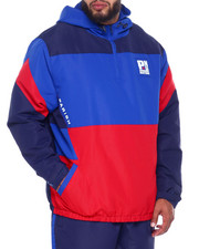 Parish - Color Block Nylon Jacket (B&T)-2392309