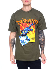 Diamond Supply Co - Greed Tee-2393268