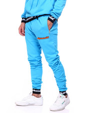 Joggers - 3D RUBBER PATCH JOGGER-2393220