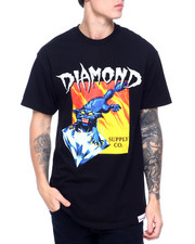 Diamond Supply Co - Greed Tee-2393313