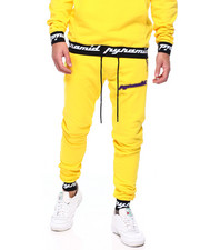 Joggers - 3D RUBBER PATCH JOGGER-2393318
