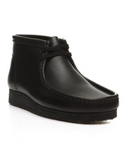 Clarks - Wallabee Leather Boots-2393051